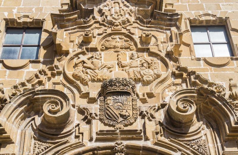 Église de la trinité sainte Santisima Trinidad, Ubeda, Espagne photo stock