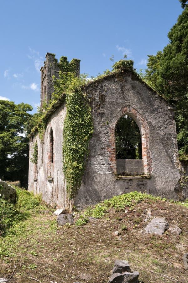Église de Lackaroe Co waterford photo stock