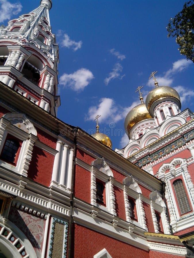 Église de mémorial de Shipka image stock