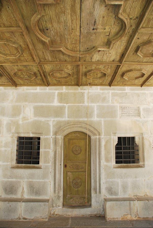 Église de Marys de saint dans Gracisce photo stock