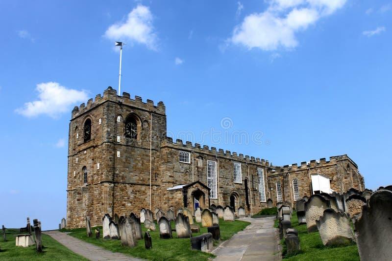 Église de Marys de saint dans Whitby photo stock