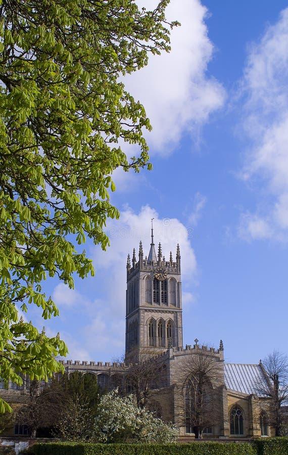 Download Église de Melton Mowbray image stock. Image du mary, texte - 727077