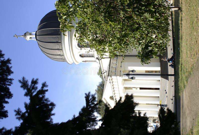 Église de Moldau images libres de droits