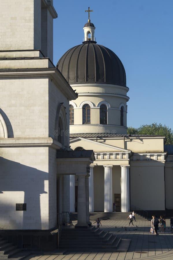 Église de Moldau - Chisinau image stock