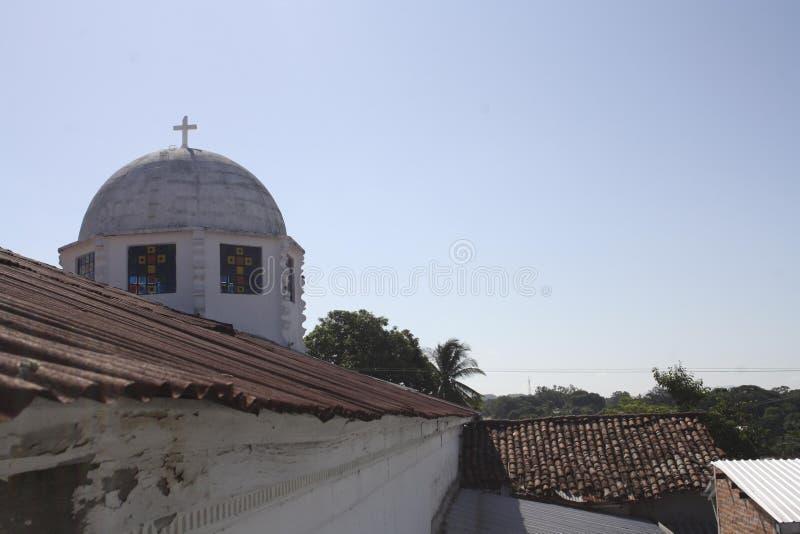 Église de mon pays image libre de droits