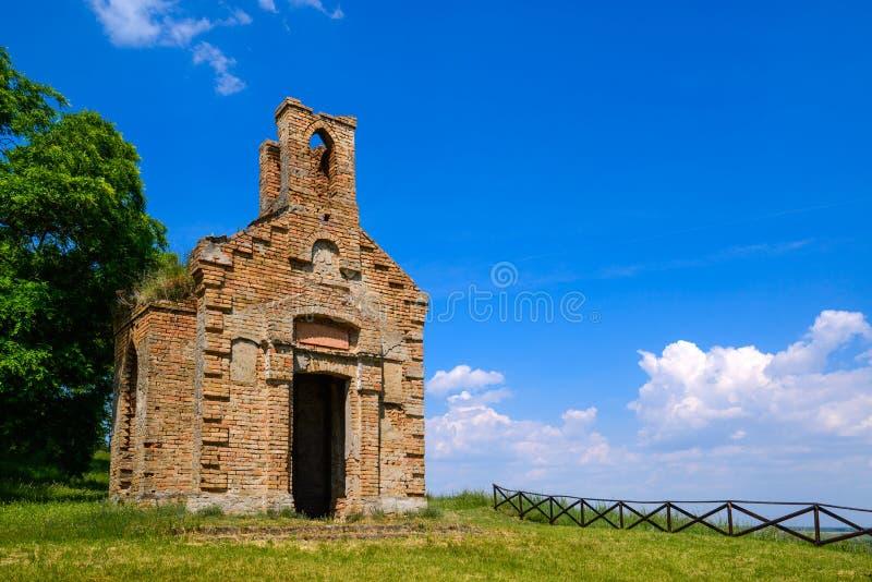 Église de monastère de Titel photo libre de droits