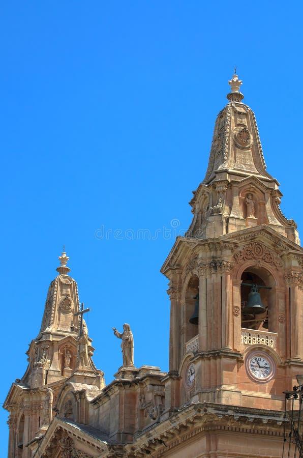 Église de Naxxar image libre de droits