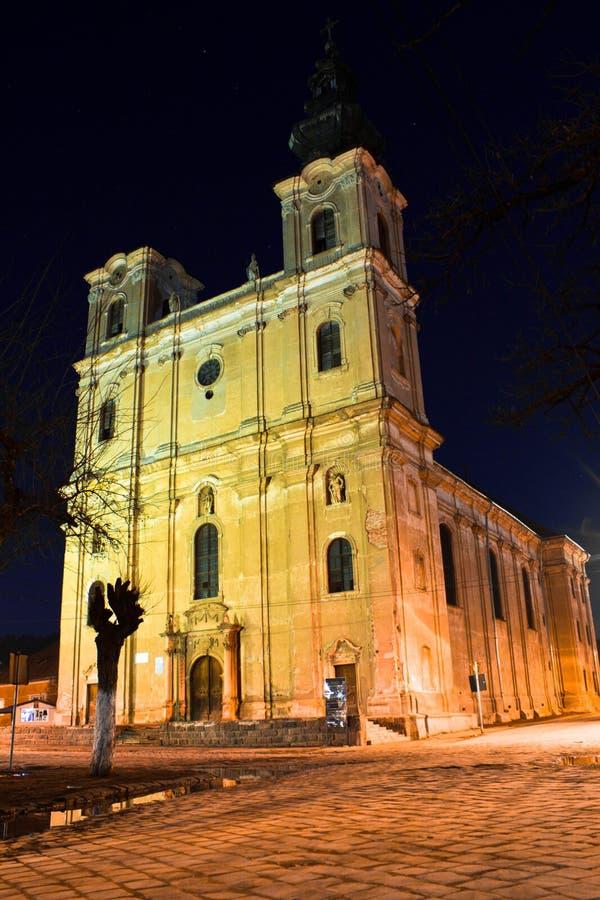 Église de Pyatigorsk photographie stock libre de droits