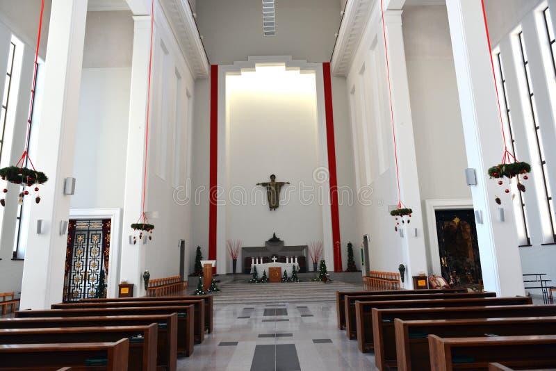Église de resurection du ` s du Christ photographie stock
