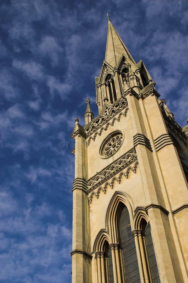 Église de rue Michael photo libre de droits