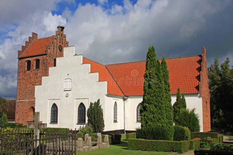 Église de Søllerød photo libre de droits