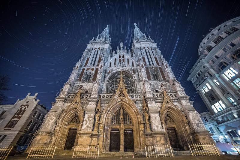 Église de Saint-Nicolas photographie stock libre de droits
