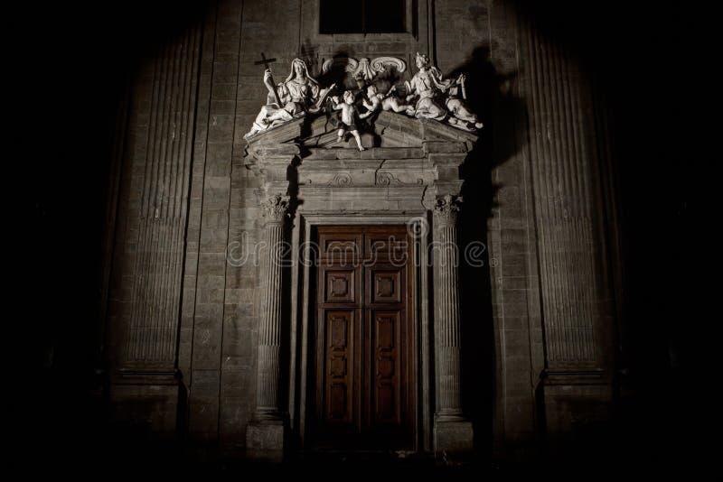 Église de San Filippo Neri. Florence image libre de droits