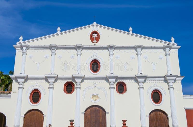 Église de San Francisco à Grenade Nicaragua photos stock