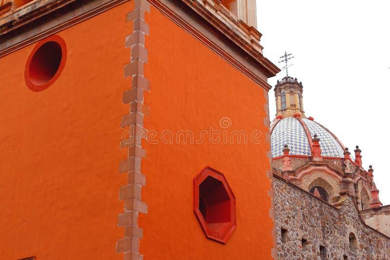 Église de San Francisco, San Luis Potosi III image stock