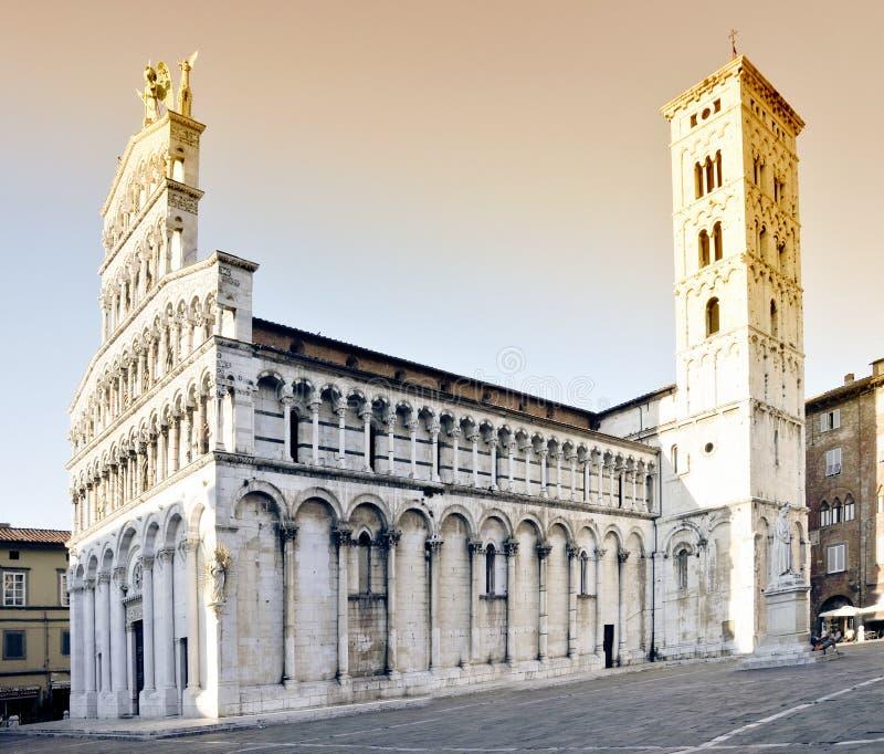 Église de San Michele en Italie image libre de droits