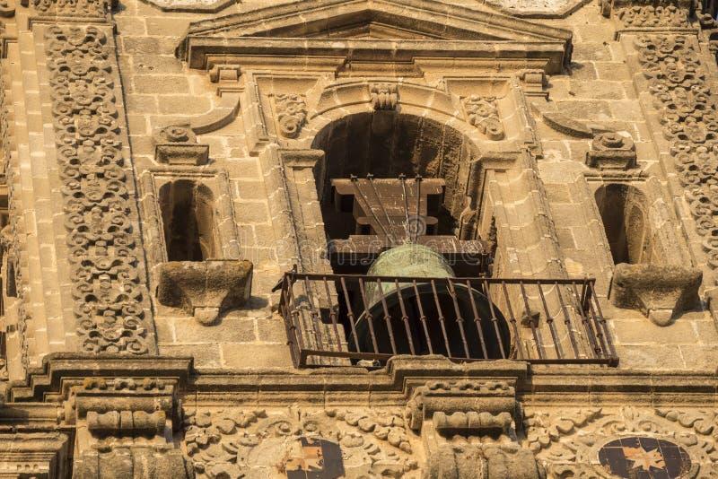 Église de San Miguel, Jerez de la Frontera, Espagne images libres de droits