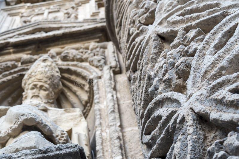 Église de San Miguel, Jerez de la Frontera, Espagne photo libre de droits