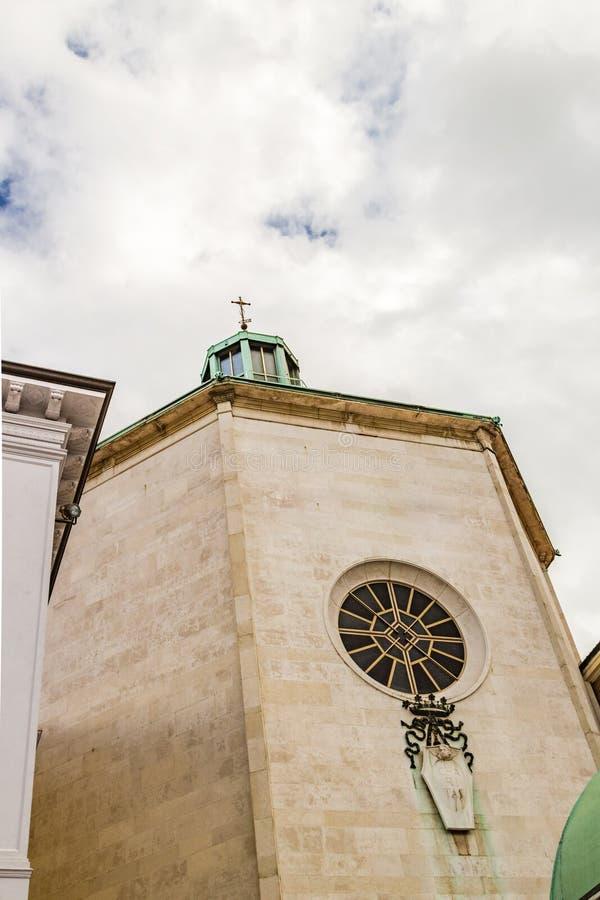 Église de St Anthony photo stock