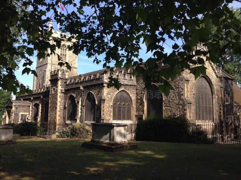 Église de St Dunstan photos libres de droits