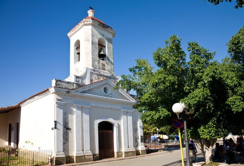 Église de St Francis, Trinidad photographie stock libre de droits