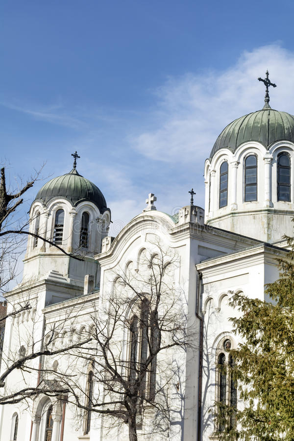 Église de St George le victorieux, Sofia photo libre de droits