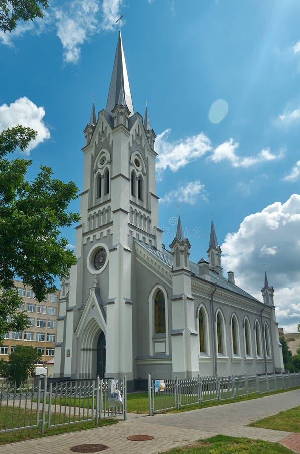 Église de St John Lutheran Church, photos libres de droits