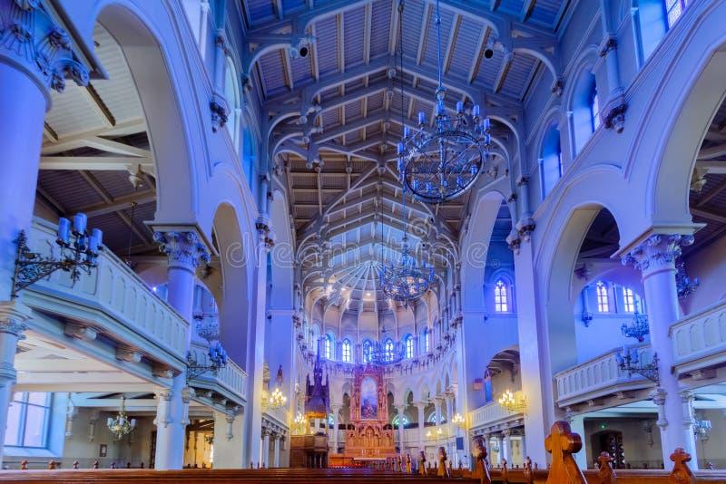 Église de St Johns à Helsinki image libre de droits