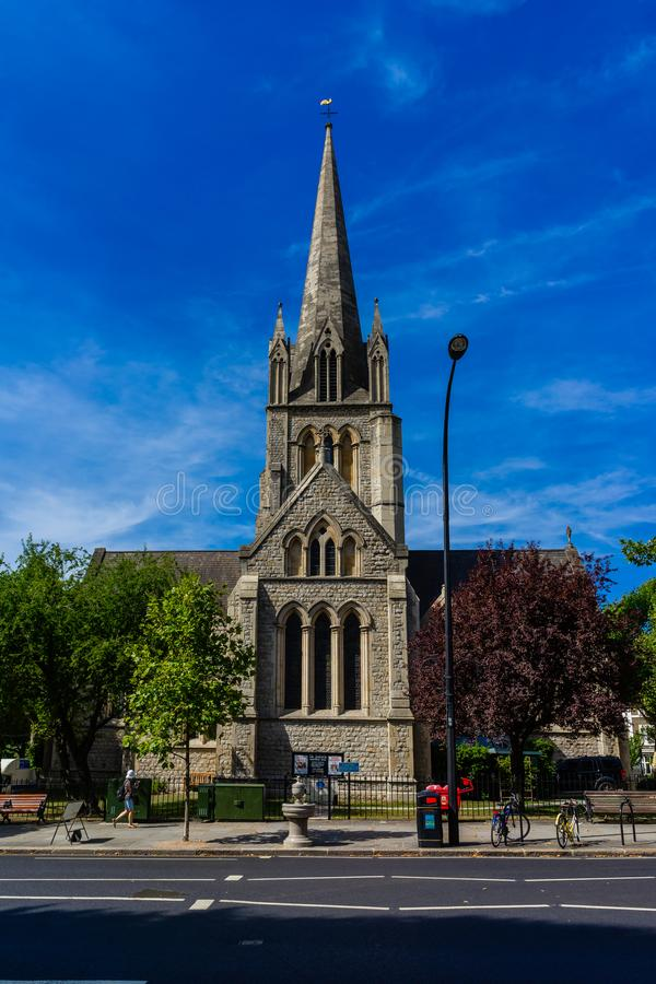 Église de St Johns à Londres, Angleterre, R-U photos stock