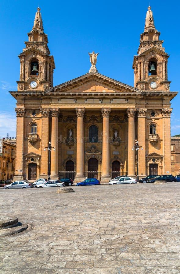 Église de St Publius images stock