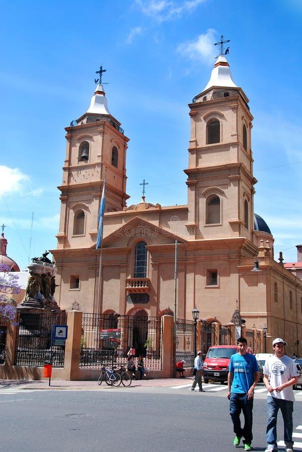 Église de StIgnatius image stock