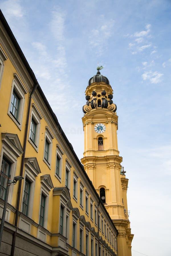 Église de Theatiner à Munich images stock