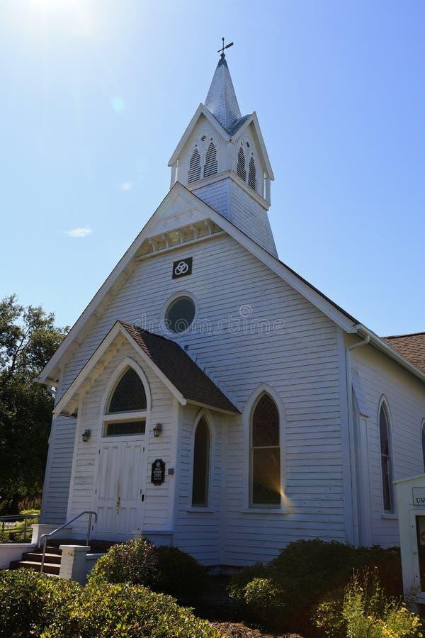 Église de trinité photo stock