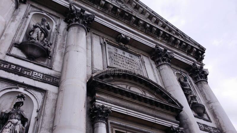 Église de Venise photographie stock
