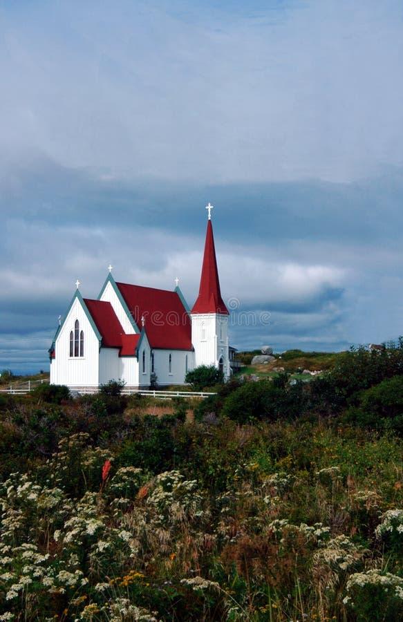Église de village photos libres de droits