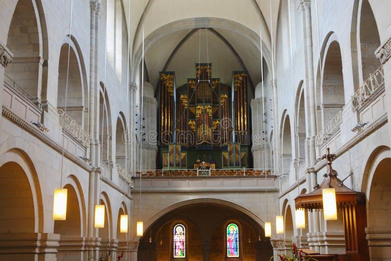 Église de Zurich photographie stock libre de droits