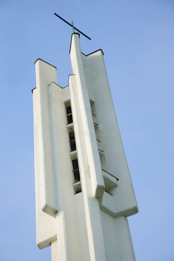 Église des trois croix image stock