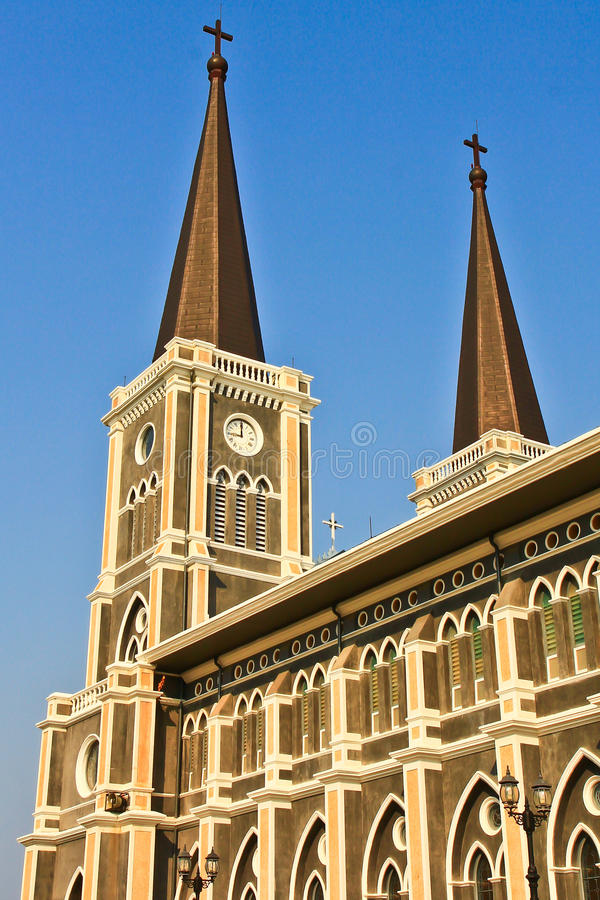 Église du Christ photo stock