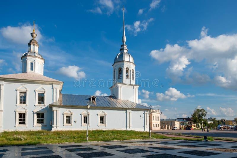 Église du prince saint Alexander Nevsky images stock