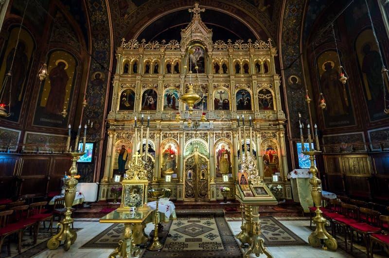 Église en Brasov images stock