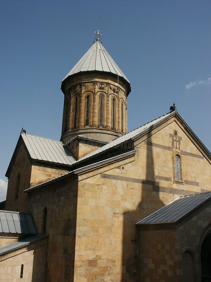 Église en Géorgie photo libre de droits