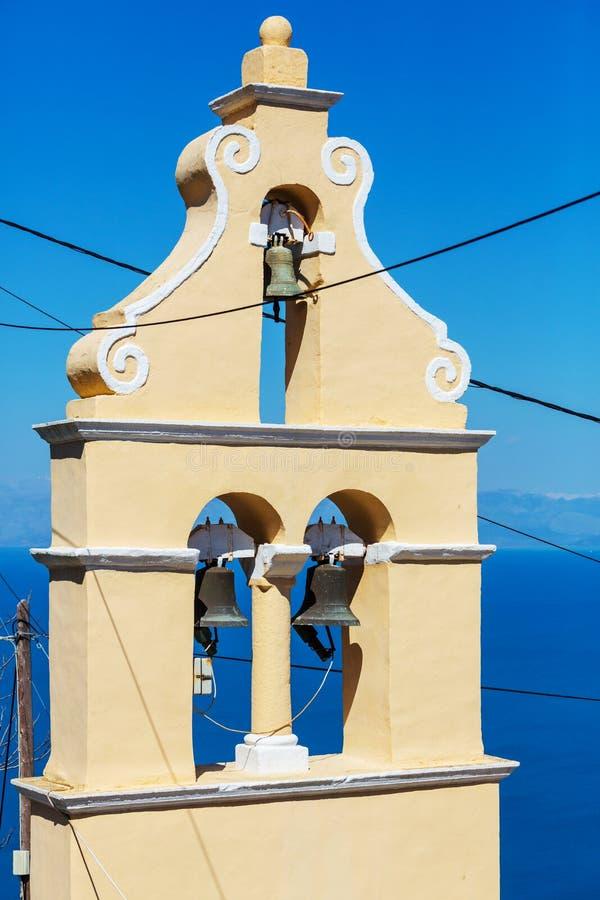 Église en Grèce photographie stock