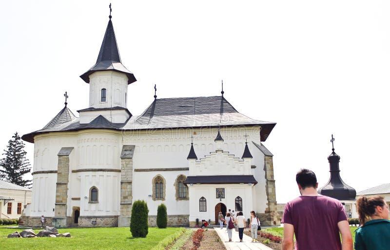 Église en la Moldavie image libre de droits