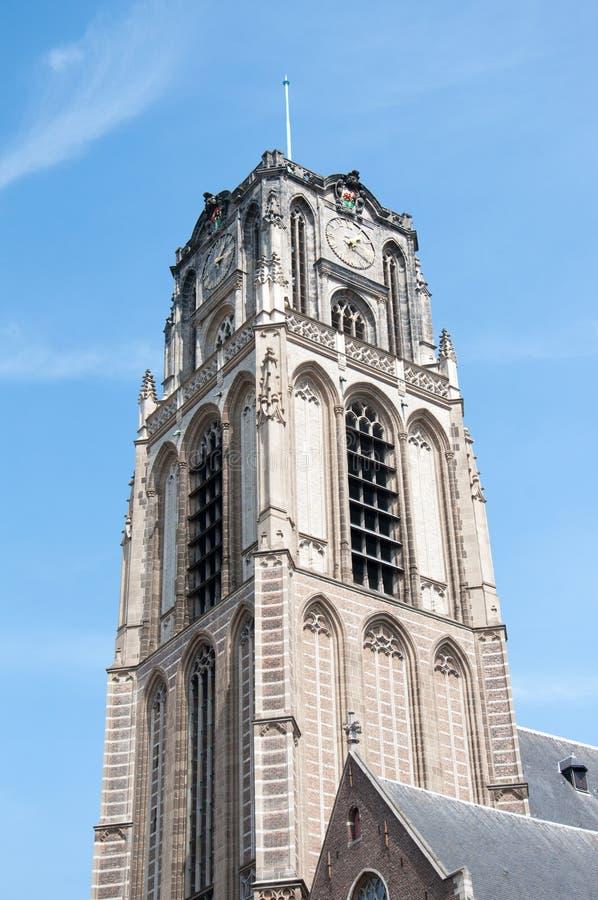 Église gothique de style de St Lawrence photo libre de droits