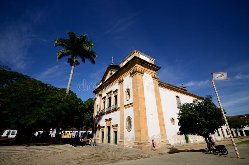 Église historique image libre de droits