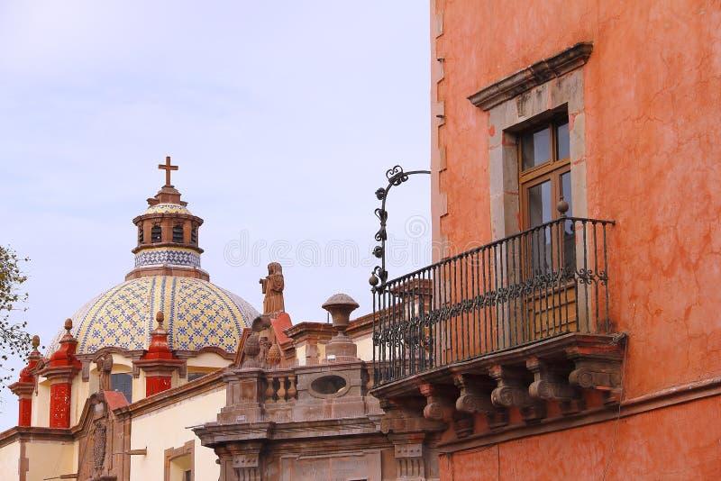 Église II de Santa Clara image libre de droits