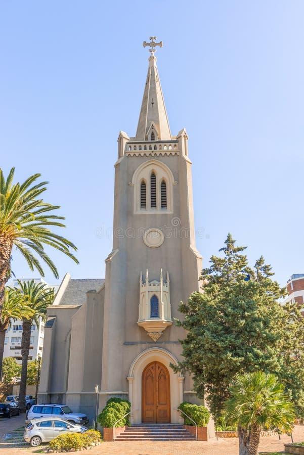 Église luthérienne de St Martini dans la longue rue Cape Town Afrique du Sud photographie stock libre de droits