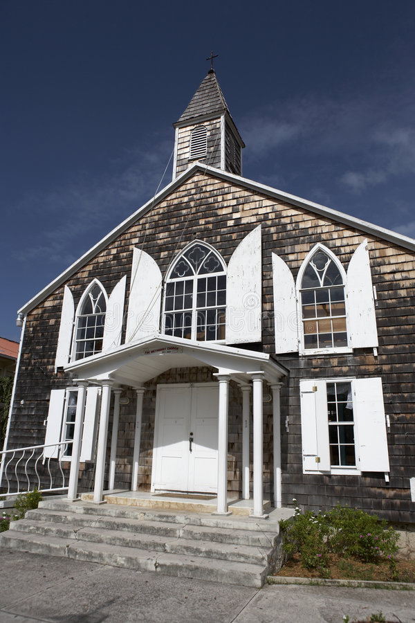 Église méthodiste photographie stock libre de droits
