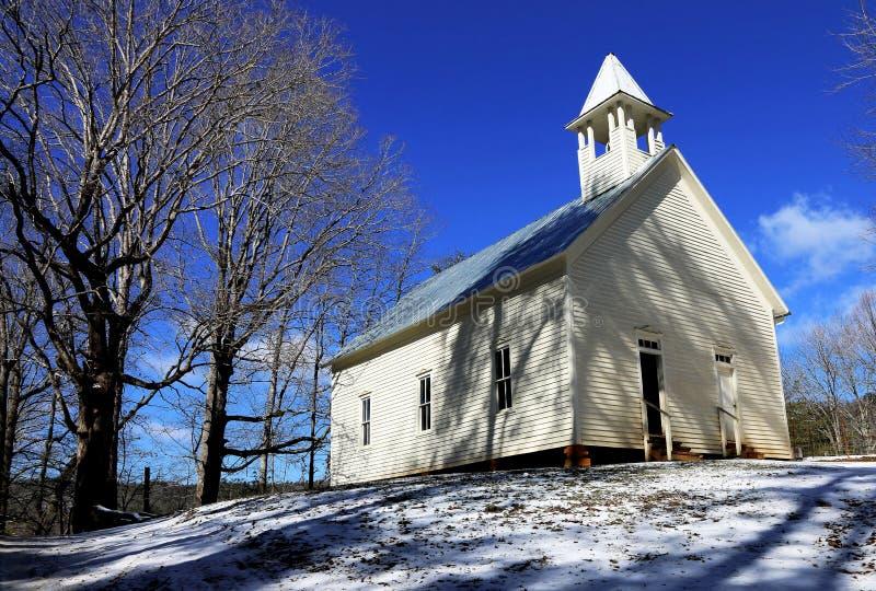 Église méthodiste de crique de Cades photo libre de droits