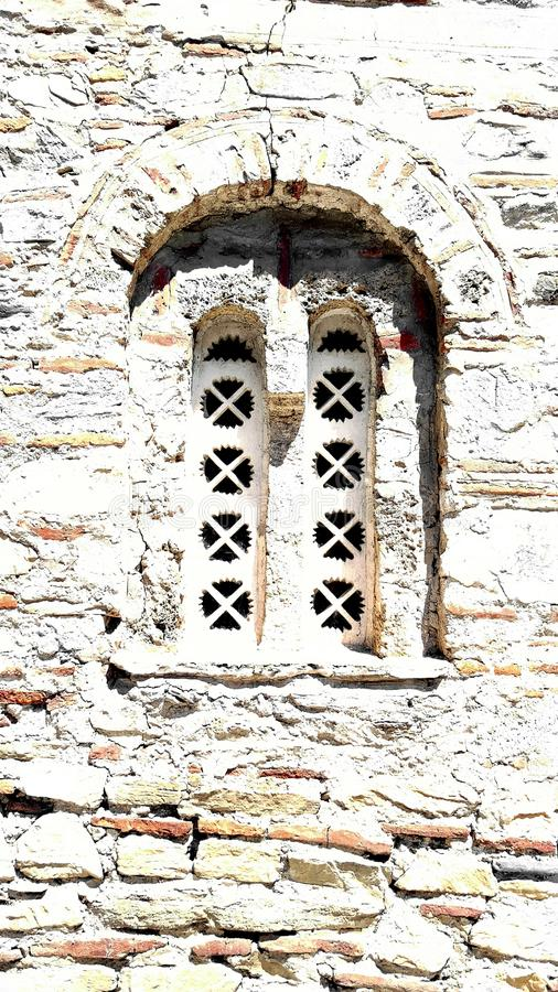Église macédonienne Indow photos stock